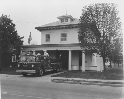 Firehouse 6 1911 - 19??. Firehouse 6 existed at 1015 Jamison Avenue SE until the new station was built. The station still exists today and houses a police substation and community meeting room.