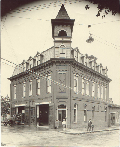 Firehouse 3 1892 - 1907. Firehouse 3 was built for the Friendship Fire Company No. 3. The firehouse was located at the corner of East Street and Fourth Avenue NE. The firehouse was renamed firehouse 2 in 1907 and is no longer in existance today.