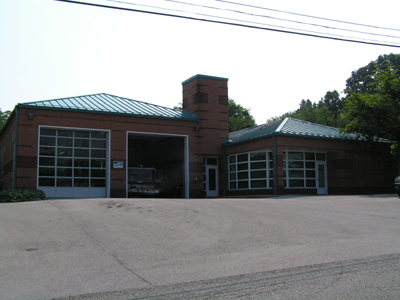 Firehouse 14 1992 - Present. Firehouse 14 is located at 1061 Mecca Street NE.